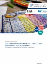 Bericht: Bundesweite Elternbefragung zu Homeschooling während der Covid 19-Pandemie